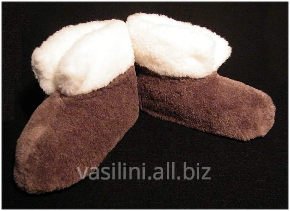 Купить Чуни из шерсти на экспорт из Молдовы
