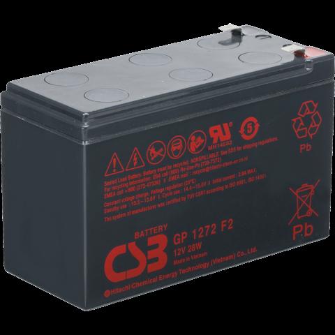 Купить Аккумуляторы CSB для UPS и резервного питания 12V от 7Ah и выше ....