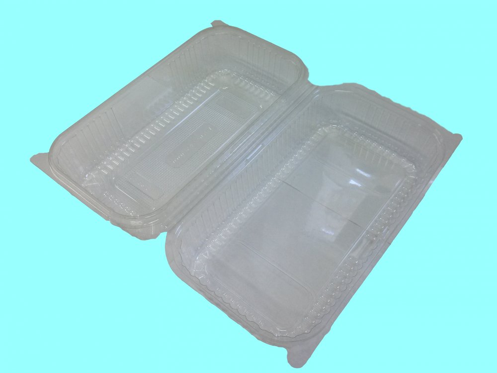 Buy Disposable containers for food from polypropylene.