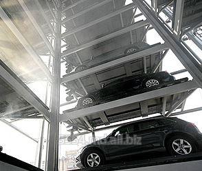 cumpără Parkinguri automatizate