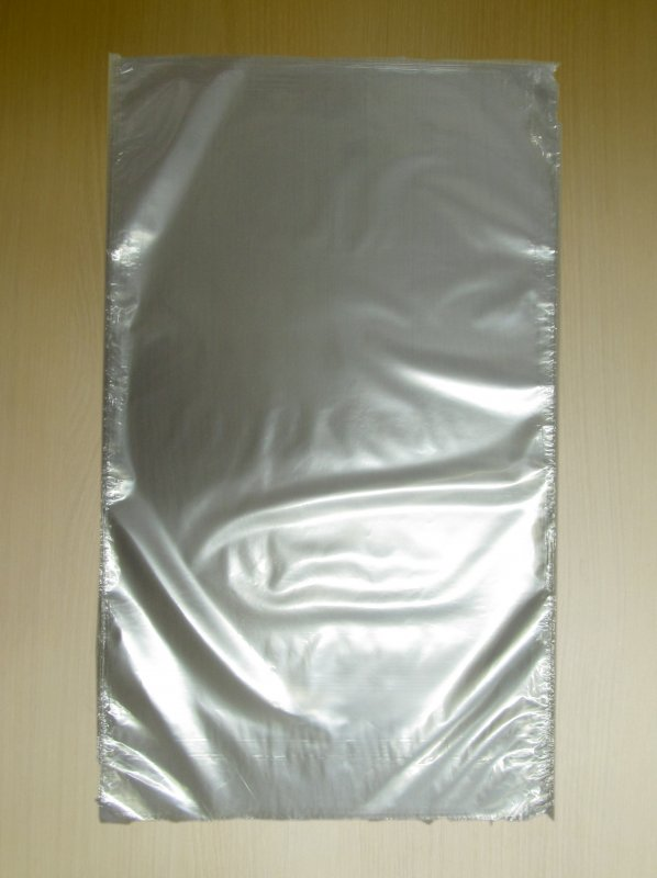 Buy Plastic bag without handles 24x40