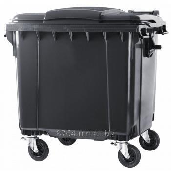 Buy Garbage containers of 1100 liters in Chisina