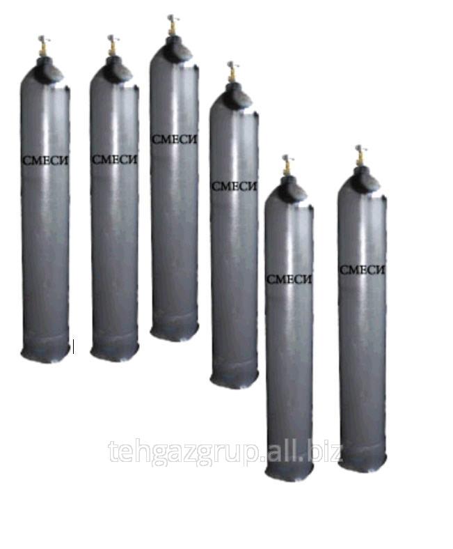 Купить Смесь газовая He/30Ar сварочная