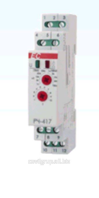 Control relay РЧ-417 star-delta