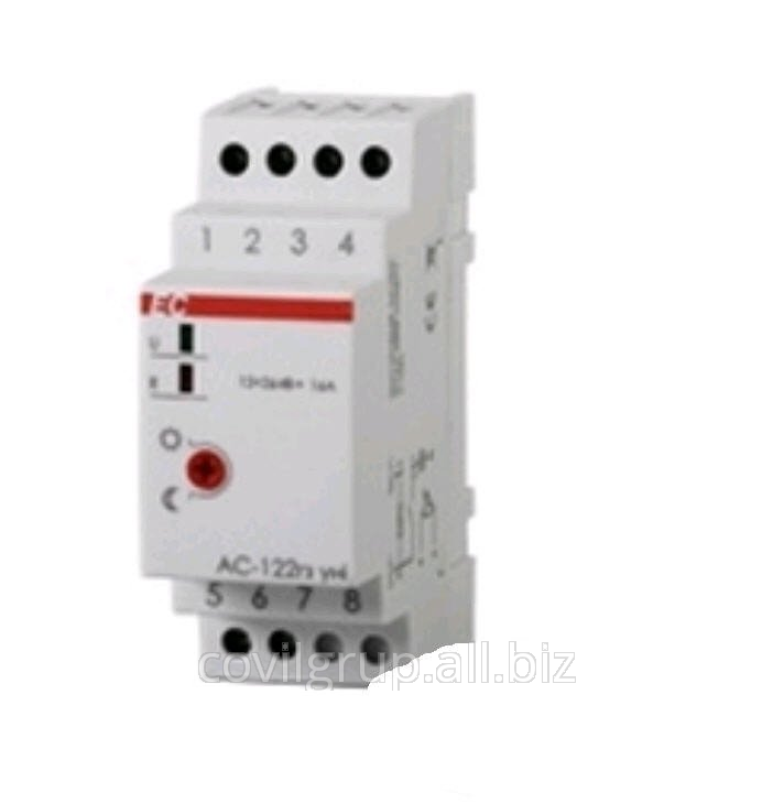 Relay automatic light sensor. electronic АС-122гз уни