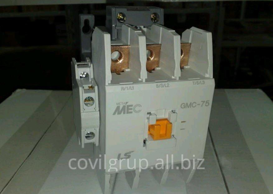 Купить Контактор GMC-75 + AC-50 (54 kvar)