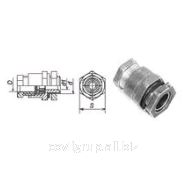 Buy Oil seal У-667 (⌀ 22-32) screw-on