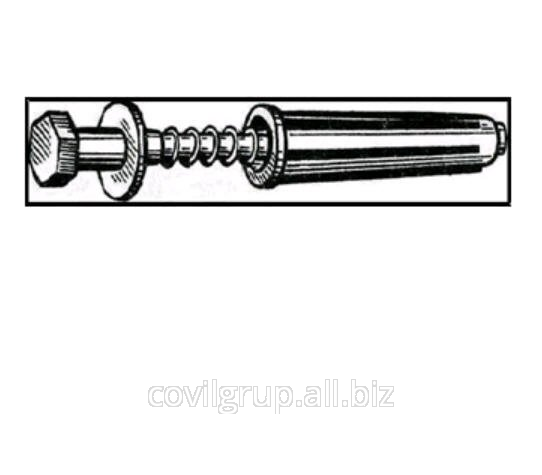 Dowel У656 3x25 (6 pcs)