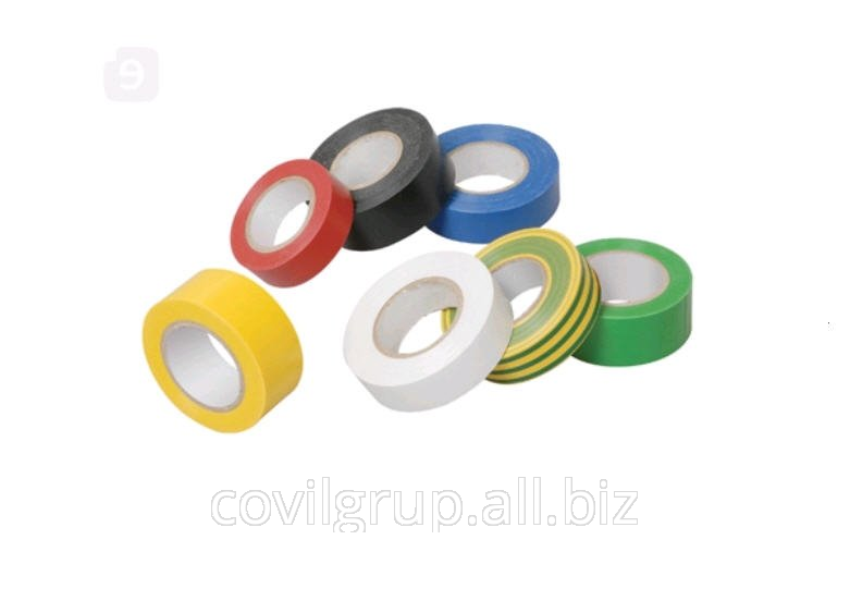 PVC insulating tape 15 * 20 red