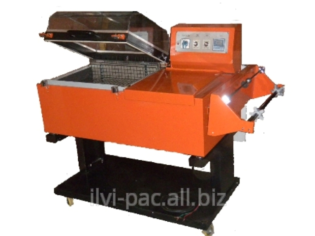 Машина для упаковки в термоусадочную пленку