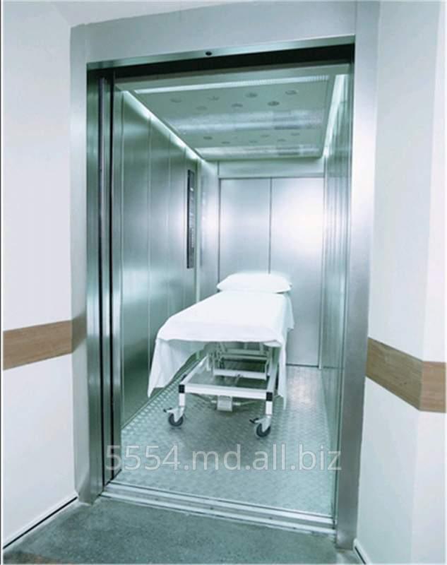 Лифты для больниц специально сконструированные