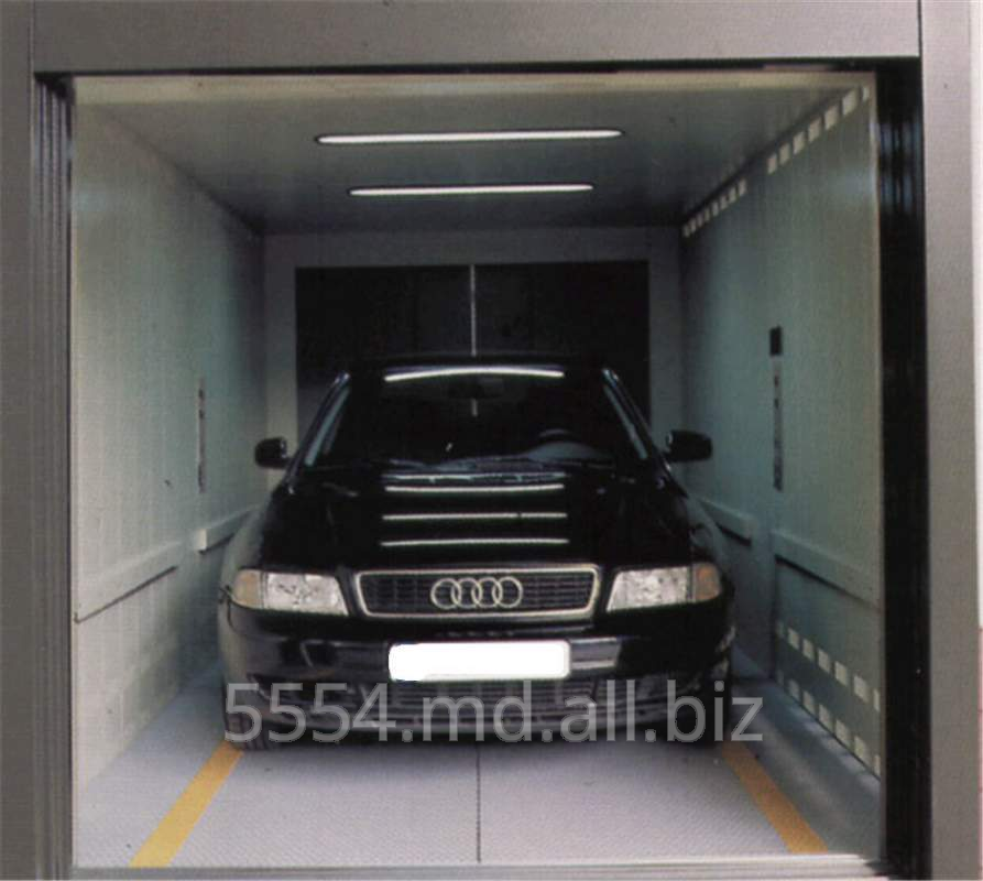 Лифты для легковых авто