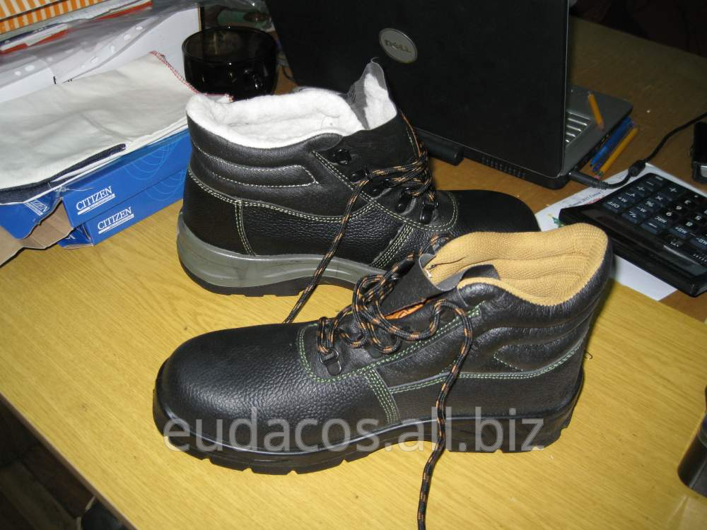 Buy Working boots Texas (warmed)