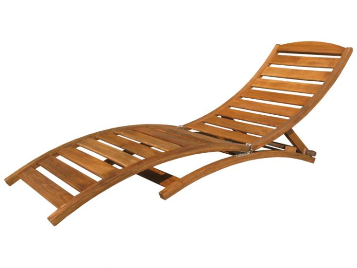 Buy Folding chaise lounges Rainbow Wooden chaise lounges and beds