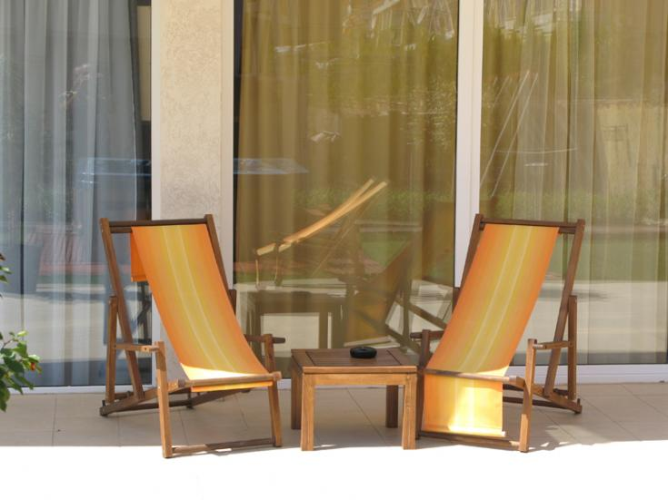 Buy Folding chaise lounges Breeze Wooden chaise lounges and beds