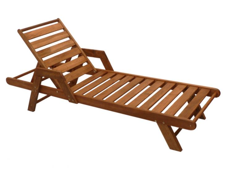 Buy Chaise lounges Lagoon Wooden chaise lounges and beds