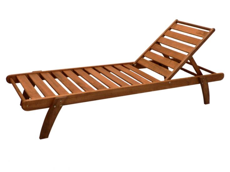 Buy Chaise lounges Oasis Wooden chaise lounges and beds