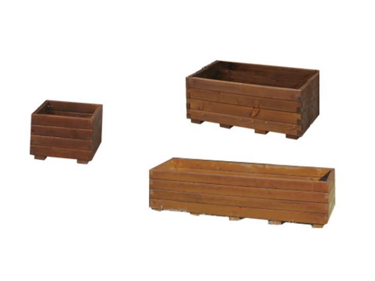 Купить Горшки деревянные Горшки для цветов