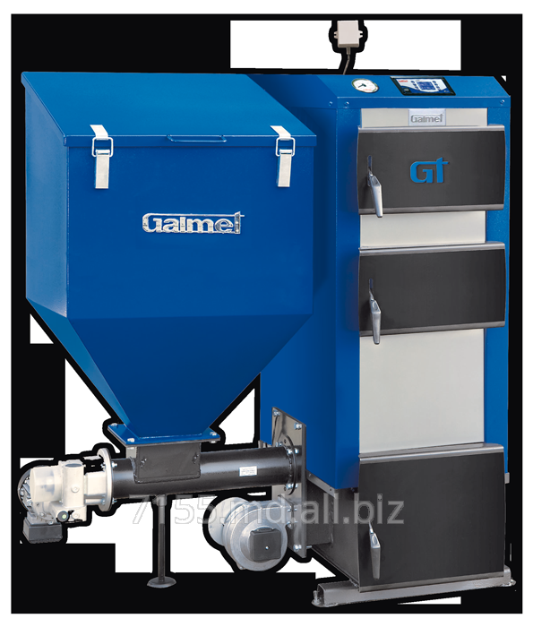Купить Котлы на твердом топливе автоматизированные GALMET, Польша