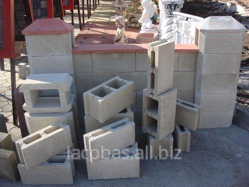 Купить Блоки стеновые бетонные