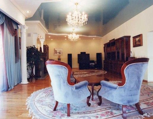 Купить Натяжные потолки в Молдове
