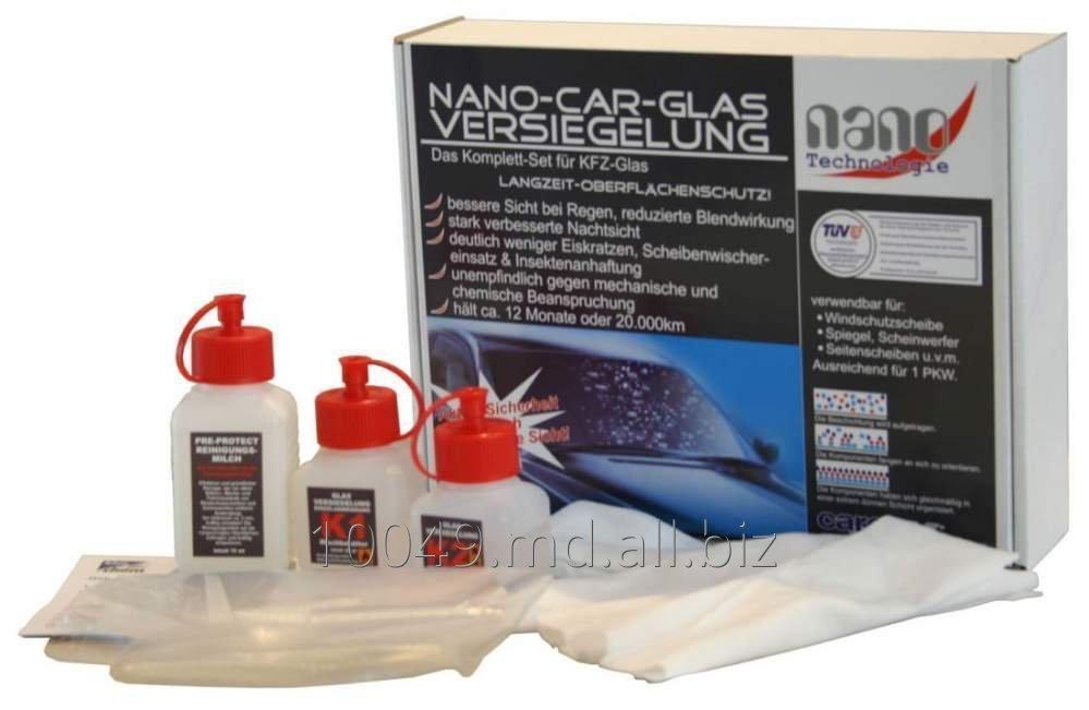 Нанопокрытие для автомобильных стекол - ProTec