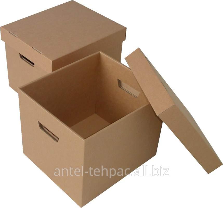 Купить Картон коробочный