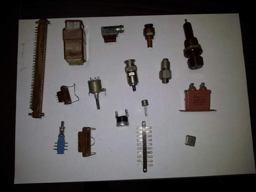 (транзисторы,микросхемы