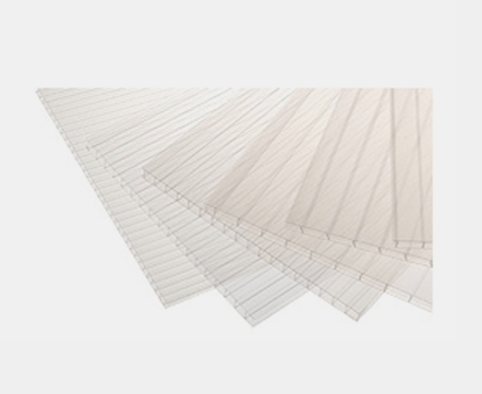 Buy Leaf polycarbonate cellular with anti-condensate covering of SUNLITE