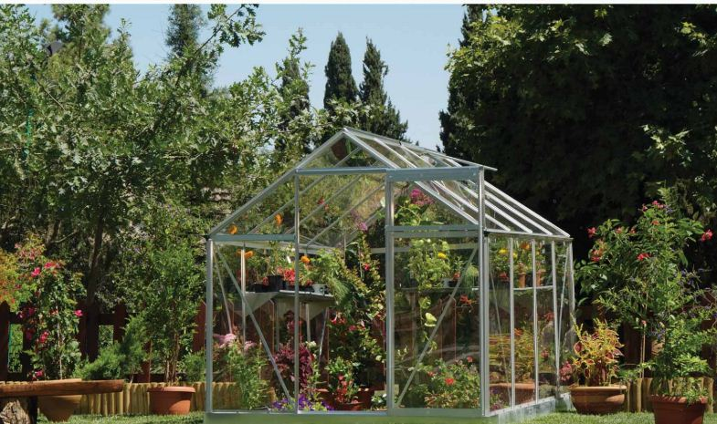 Buy Materials for greenhouses - polycarbonate