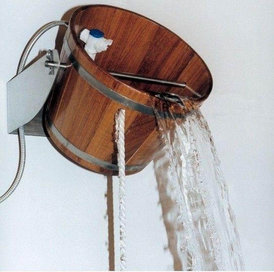 Buy Shock Bucket, Bucket for Saunas, the Bucket falls