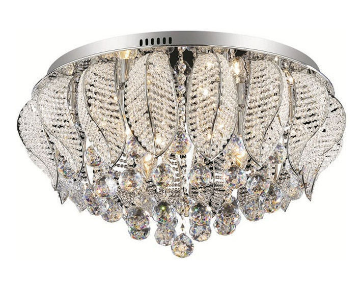 Buy Chandelier ceiling IDEAL LUX MOZART PL8