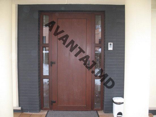 Купить Двери из красного дерева, арт. 10