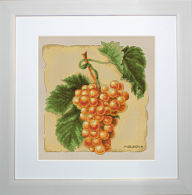 Вышивка крестом B296 Grapes