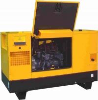 The generator is diesel