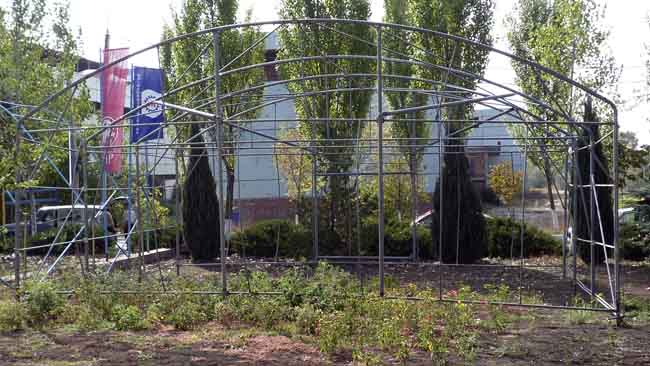 Buy Greenhouse tunelnny S-9