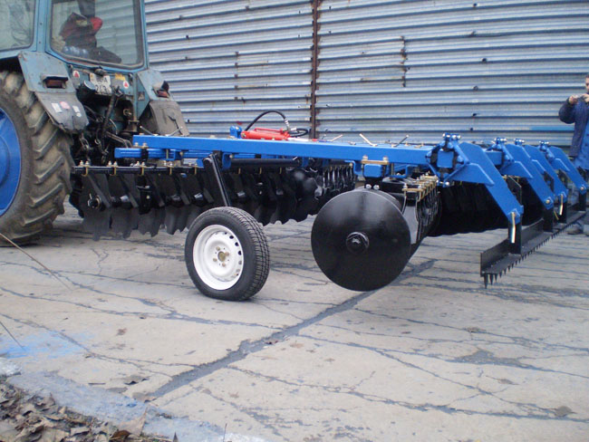 Disc Harrow-GDU-2.5/2.8/3.2