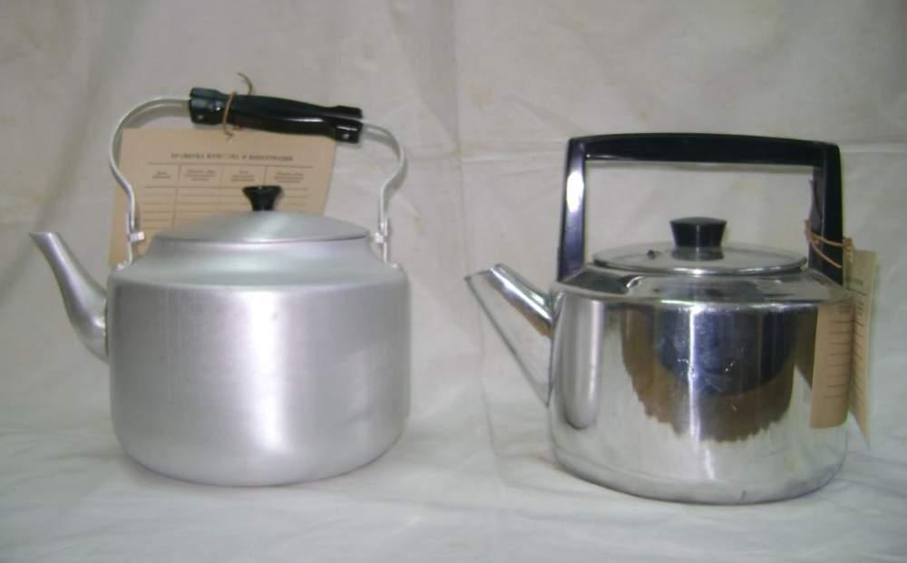 Ceainic de aluminiu V-3l si V-4l