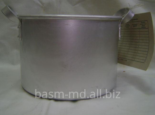 Cratita de aluminiu, V- 3 L, 3.5 L ,4 L, 8 L, 10 L