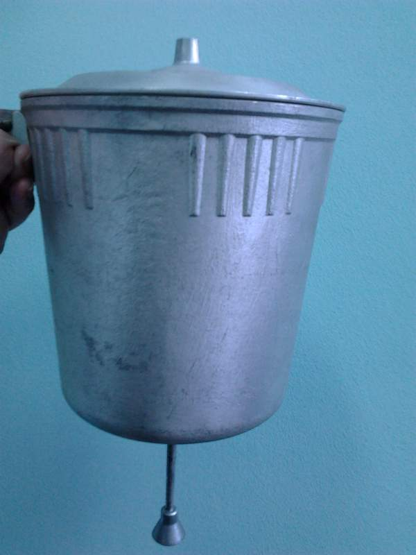 Lavoar de masa plastica v-4 l