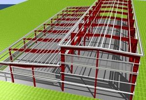 Металлоконструкции для вентиляционных систем