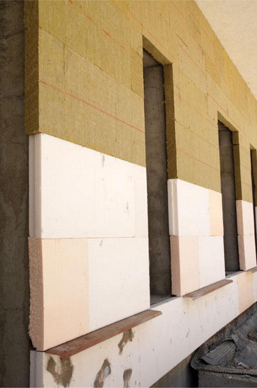 Купить Составы для теплоизоляции фасадов