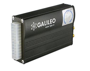 Прибор спутникового мониторинга Galileo v1.X(0)