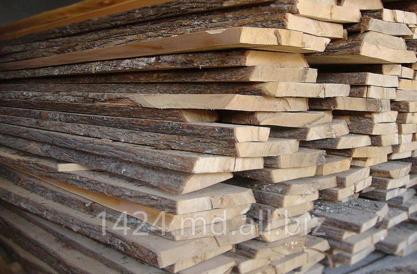 Buy Unedged sawn timbers