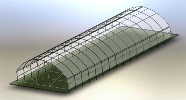 Buy Greenhouses double in Moldova