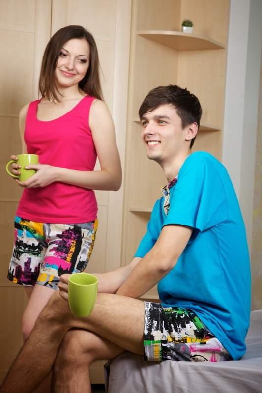 Костюмы домашние Gloria, сделано в Молдове. Одежда для дома.