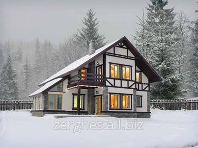 Купить Готовые дома