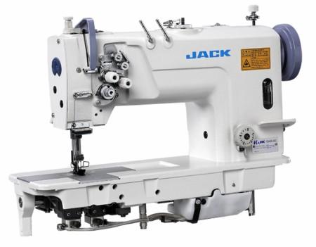 Двухигольная машина челночного стежка JACK JK-58420C-003