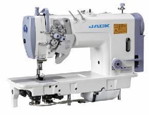 Двухигольная машина челночного стежка JACK JK-58450C-005