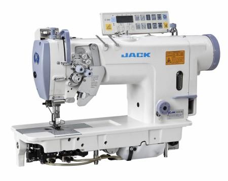 Двухигольная машина челночного стежка JACK JK-58450D-405